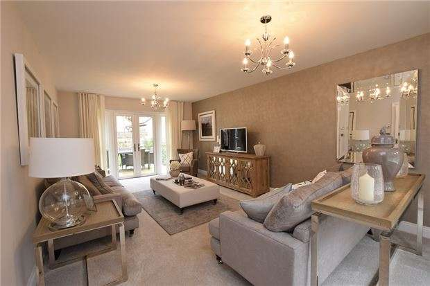 4 Bedrooms Property for sale in The Randolph, Churchill Gardens, Broad Lane, Yate, BRISTOL, BS37 7LA