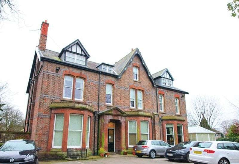 2 Bedrooms Flat for sale in Lyndhurst Road, Mossley Hill, Liverpool, L18