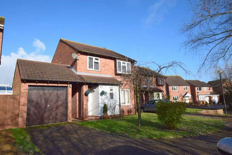 3 Bedrooms Detached House for sale in Shorham Rise, Two Mile Ash, Milton Keynes