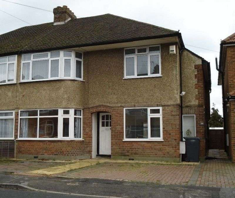 2 Bedrooms Flat for sale in Northcroft, Slough