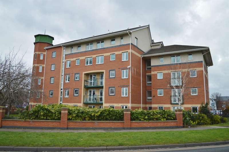 1 Bedroom Ground Flat for sale in Constantine Court, Middlesbrough, TS1 3GA