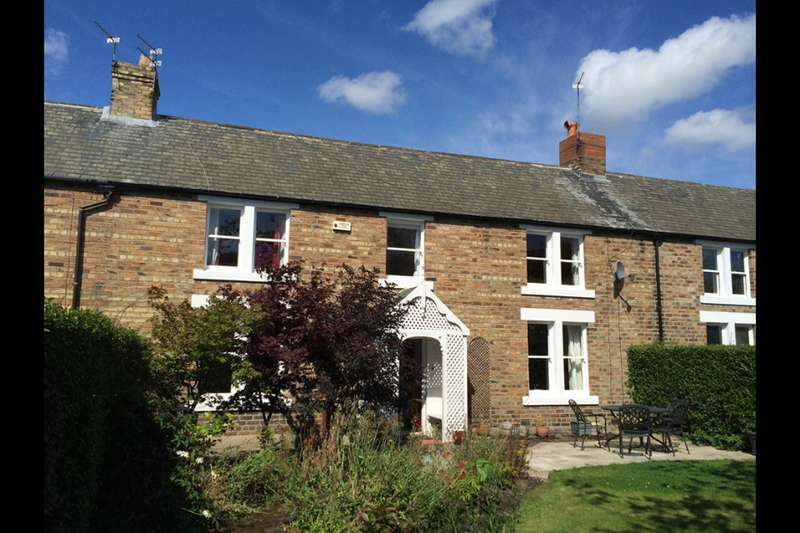 5 Bedrooms Terraced House for sale in First Row, Ashington, Northumberland
