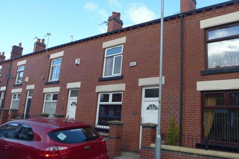 3 Bedrooms Terraced House for sale in Musgrave Road, Heaton Bolton