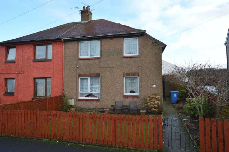 4 Bedrooms Semi Detached House for sale in Dean Drive, Tweedmouth, Berwick-Upon-Tweed