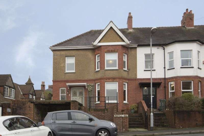4 Bedrooms Terraced House for sale in Westville Road, Newport