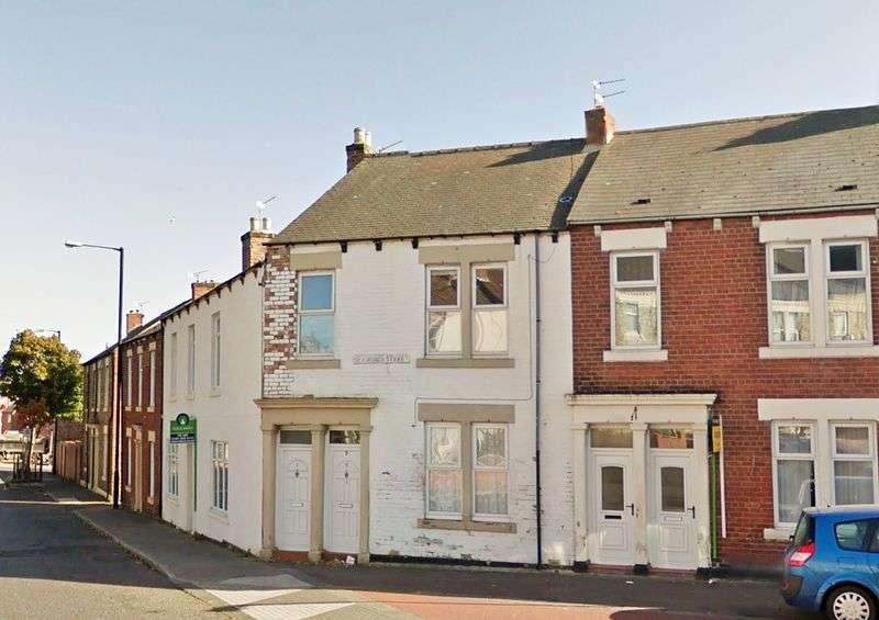2 Bedrooms Flat for sale in Seymour Street, North Shields