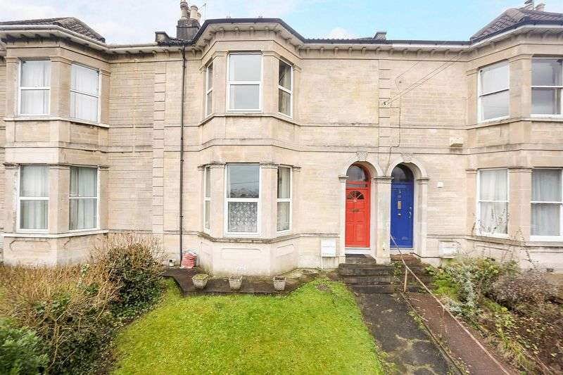 4 Bedrooms Terraced House for sale in Ashley Hill, St Andrews, Bristol, BS7 9BE