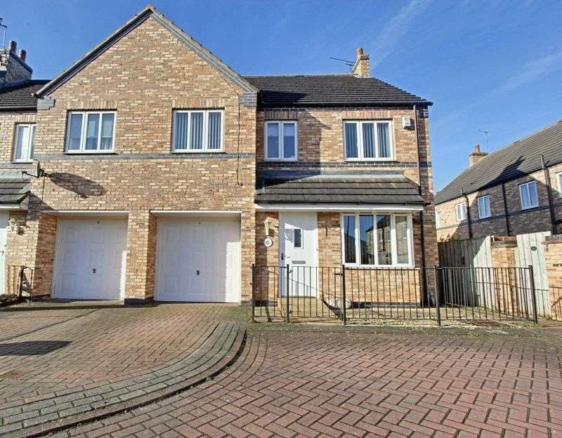 4 Bedrooms Terraced House for sale in Malton Mews, Beverley