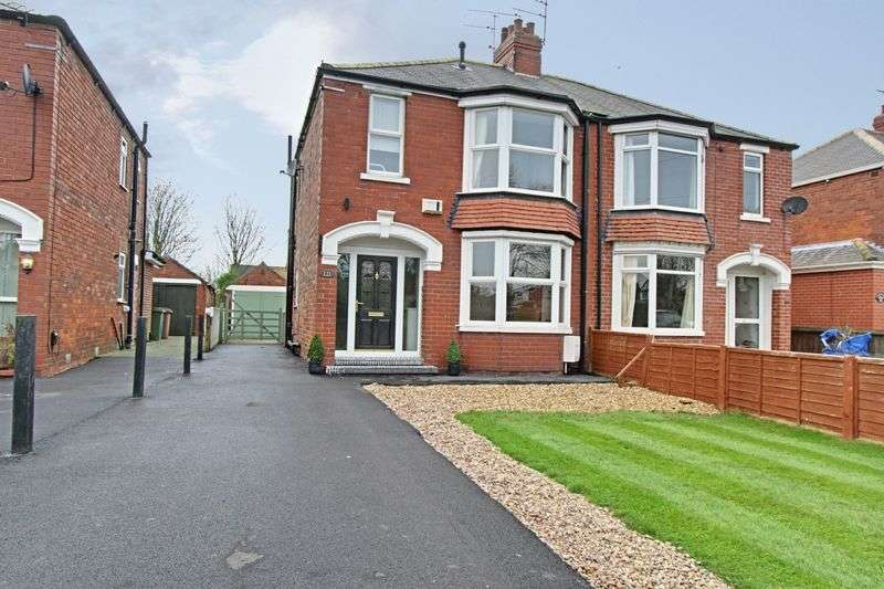 3 Bedrooms Semi Detached House for sale in Woodhall Way, Beverley