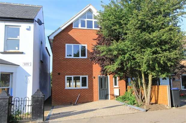 5 Bedrooms Detached House for sale in Sydney Road, Whitstable