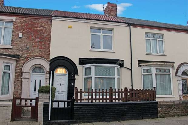 2 Bedrooms Terraced House for sale in Lambton Road, Stockton-on-Tees, Durham