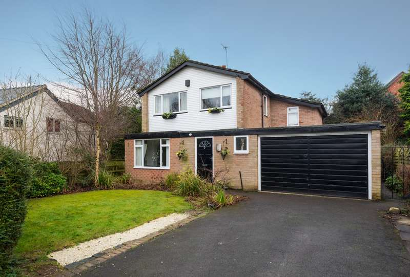 4 Bedrooms House for sale in 4 bedroom House Detached in Sandiway