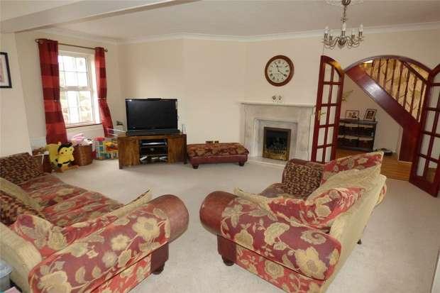4 Bedrooms Detached House for sale in Pallett Drive, St Nicolas Park, Nuneaton, Warwickshire