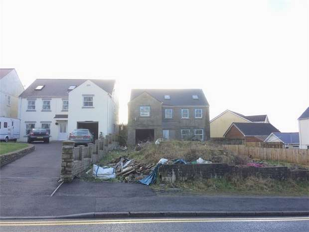 1 Bedroom Detached House for sale in Vicarage Row, Kenfig Hill, Bridgend, Mid Glamorgan