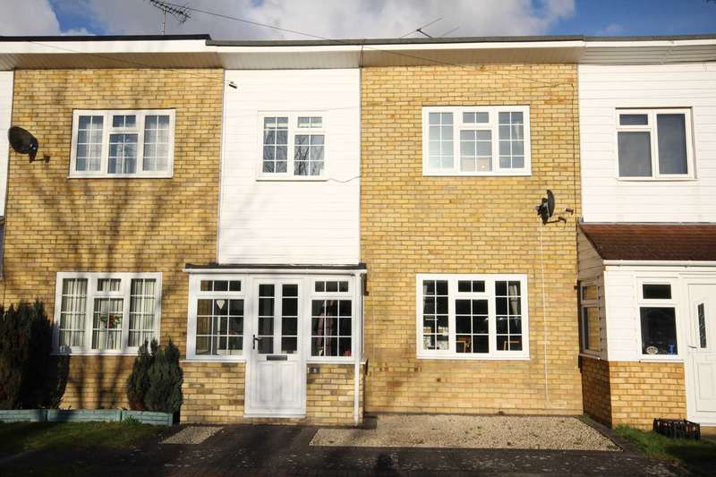 3 Bedrooms Terraced House for sale in Dolphin Place, Aylesbury