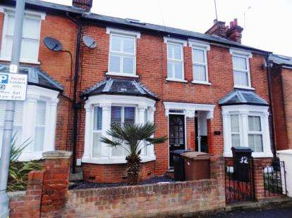 Terraced House for sale in Chelmsford, Essex