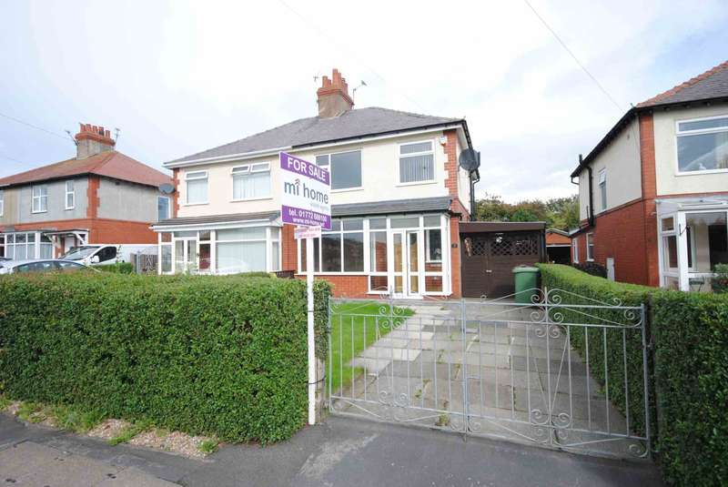 3 Bedrooms Semi Detached House for sale in Lytham Road, Warton