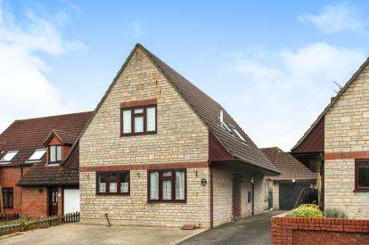 3 Bedrooms Detached House for sale in Gillingham, Dorset