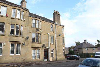 1 Bedroom Flat for sale in Gertrude Place, Barrhead