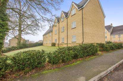3 Bedrooms Flat for sale in Meyrick House, Courthouse Road, Tetbury, Gloucestershire
