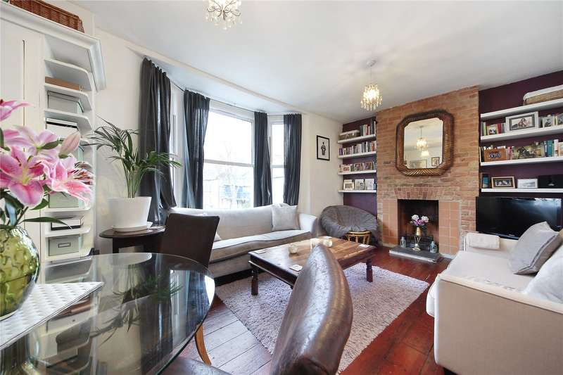 2 Bedrooms Flat for sale in Mordaunt Street, London, SW9