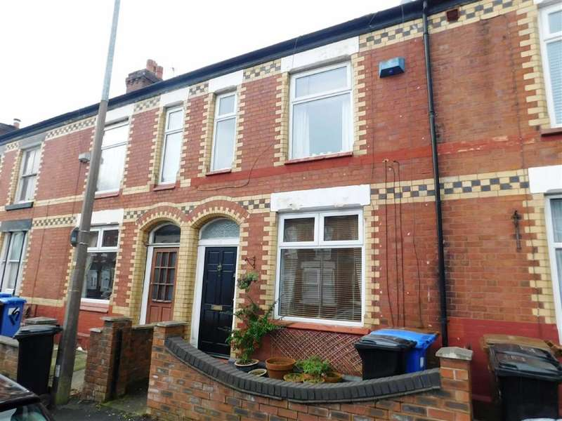 2 Bedrooms Property for sale in Aberdeen Crescent, Edgeley, Stockport