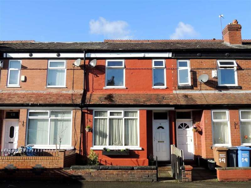 4 Bedrooms Property for sale in Fairbourne Road, Levenshulme, Manchester