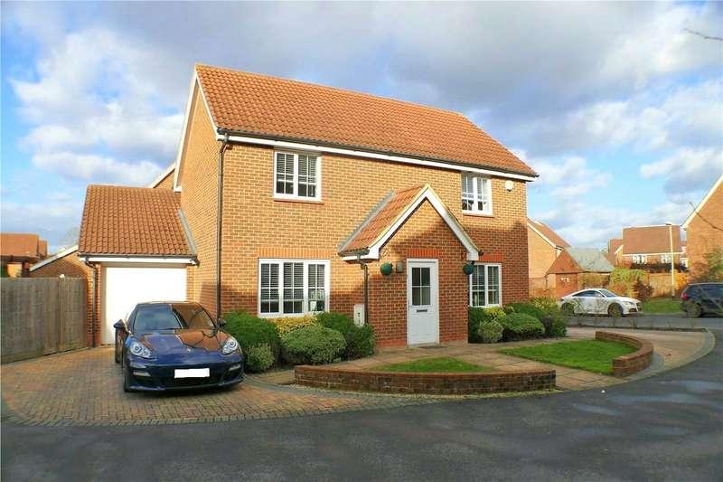4 Bedrooms Detached House for sale in Jersey Drive, Winnersh, Wokingham, Berkshire, RG41