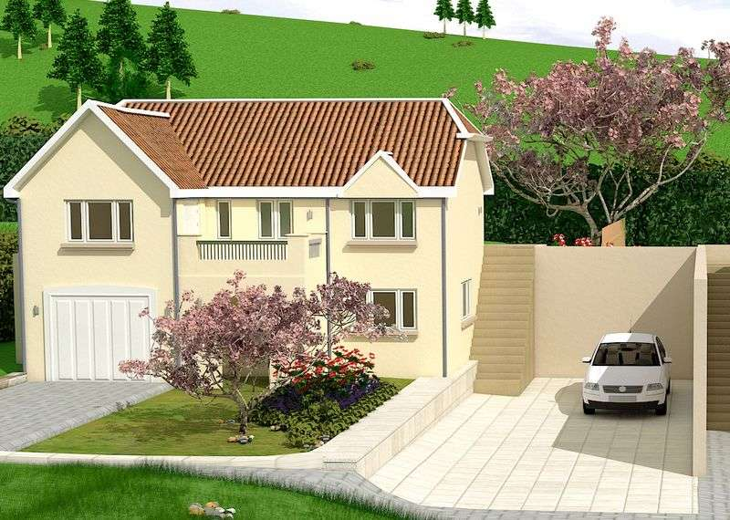 4 Bedrooms Detached House for sale in Montserrat Rise, Torquay