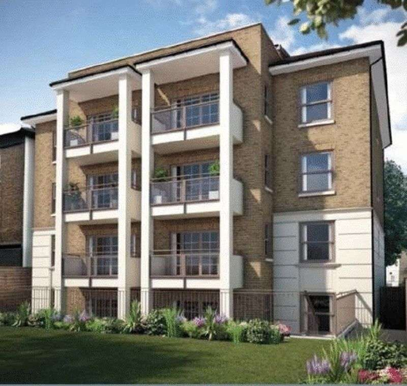 2 Bedrooms Flat for sale in Octavian House, St John's Wood, London, NW8