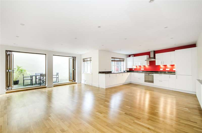 2 Bedrooms Flat for sale in Cavendish Road, London, SW12