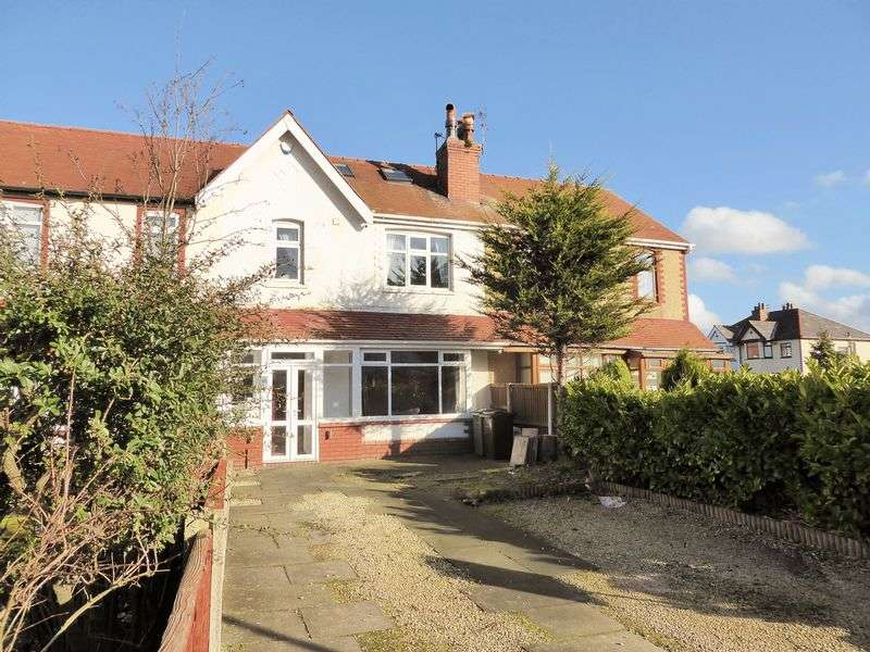 2 Bedrooms Terraced House for sale in Marshside Road, Marshside. Southport