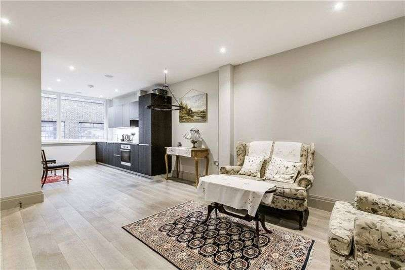2 Bedrooms Flat for sale in Fulham Road, London