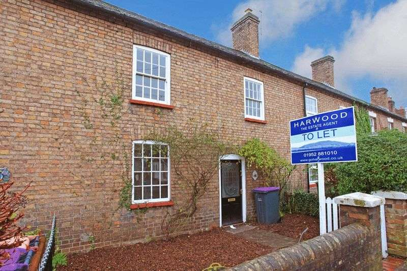 2 Bedrooms Cottage House for sale in Prince Street, Madeley