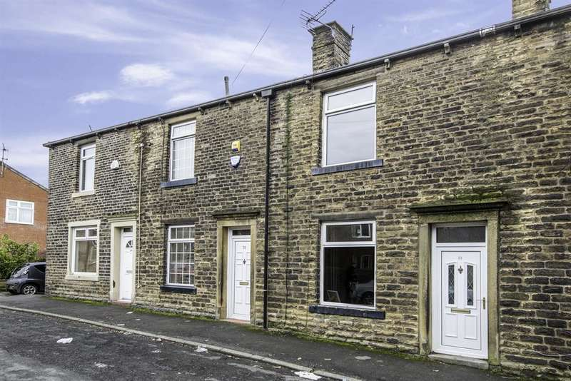 2 Bedrooms Terraced House for sale in Victoria Street, Littleborough, OL15 8BN