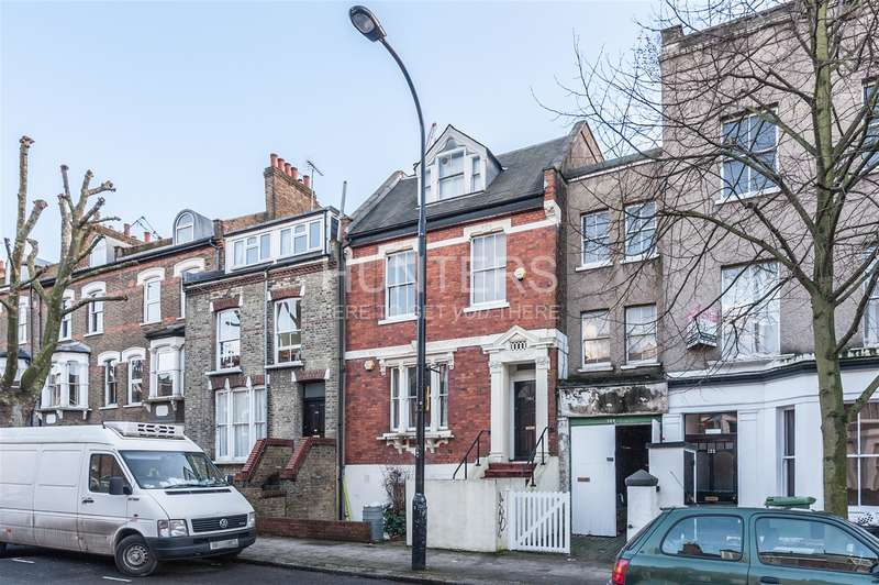 3 Bedrooms Apartment Flat for sale in Iverson Road, London, NW6 2HH