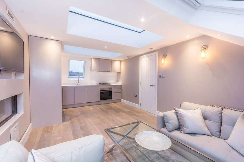 1 Bedroom Flat for sale in Brownswood Road, Finsbury Park, N4
