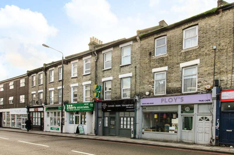 1 Bedroom Flat for sale in Trinity Road, Tooting Bec, SW17