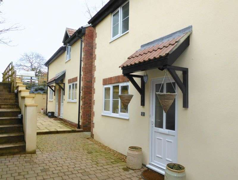 2 Bedrooms Semi Detached House for sale in Bakery Mews, Shepton Beauchamp