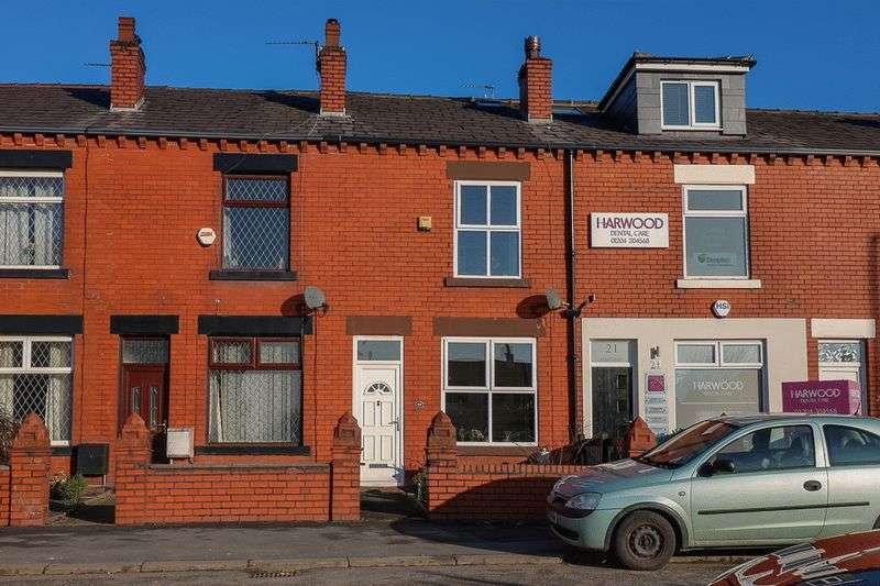 2 Bedrooms Terraced House for sale in Longsight, Bolton
