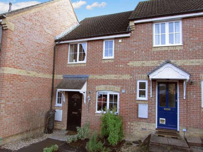 2 Bedrooms Terraced House for sale in Marston Drive, Newbury