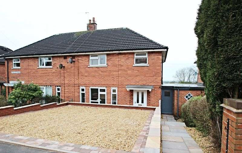 3 Bedrooms Semi Detached House for sale in Kingsley Road, Stoke-On-Trent