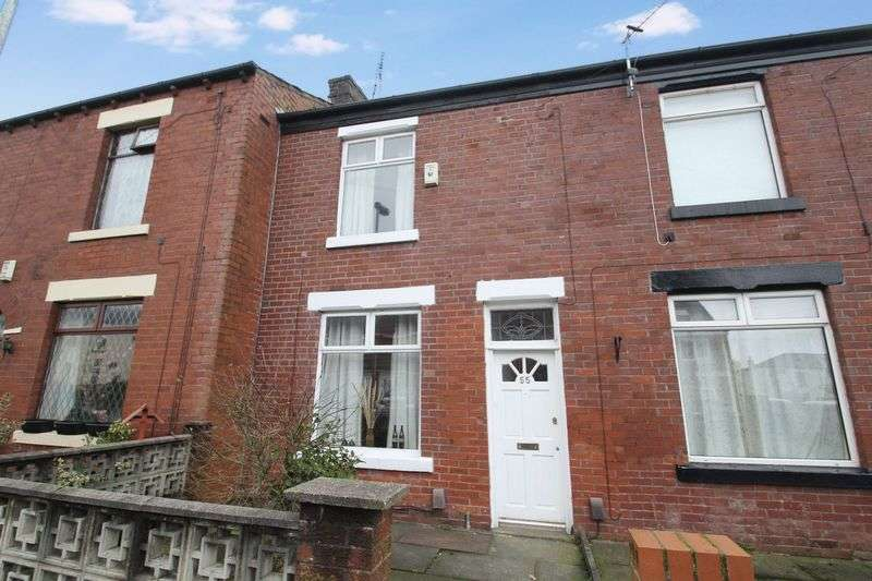 2 Bedrooms Terraced House for sale in Partington Street, Castleton, Rochdale OL11 3DG