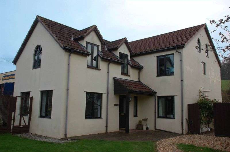 4 Bedrooms Detached House for sale in Station Road, Watchet
