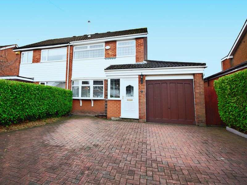 2 Bedrooms Semi Detached House for sale in Dorchester Grove, Hopwood, Heywood