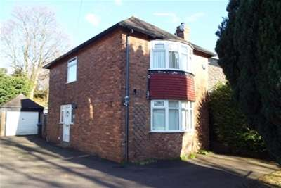 3 Bedrooms Detached House for rent in Greenhill Avenue, Greenhill, S8 7TG