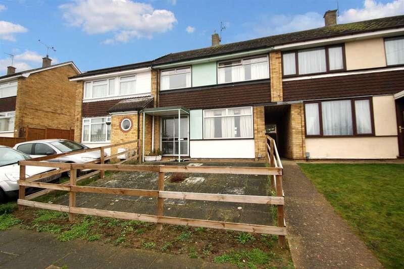 3 Bedrooms Terraced House for sale in Bridgwater Road, Ipswich