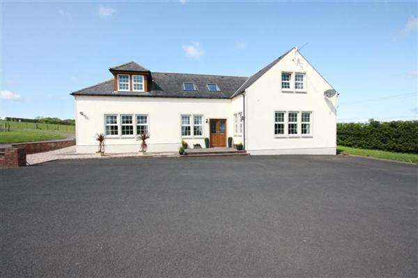 5 Bedrooms Detached House for sale in Eastwood, Sundrum, Ayr