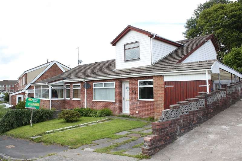 3 Bedrooms Semi Detached Bungalow for sale in Tyn Y Cae, Pontardawe, Swansea