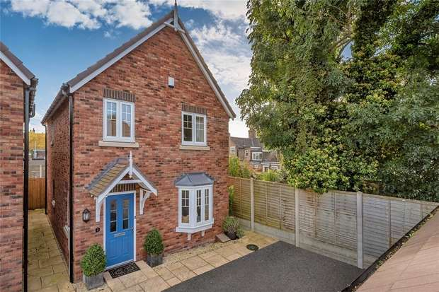 3 Bedrooms Detached House for sale in Upper Bar, Newport, Shropshire